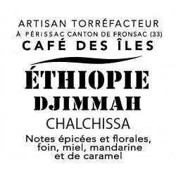 Éthiopie Djimmah Chalchissa 250 g