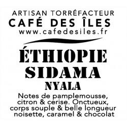 Étiopie Sidama Nyala 250 g