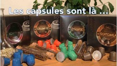 Les capsules compatibles