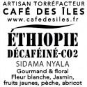 Éthiopie Sidama Nyala décaféiné - 250 g - 28€/kg