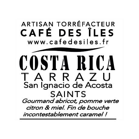 Costa Rica Tarrazzu Saints 250 g