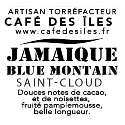Jamaique Blue Montain 150 g