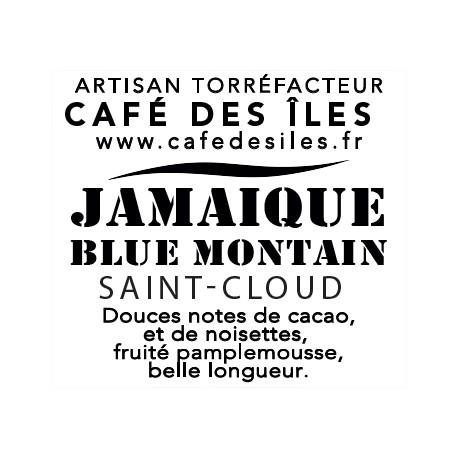 Jamaique Blue Montain 150 g