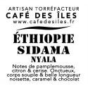 Éthiopie Sidama Nyala - 250 g - 27€/kg
