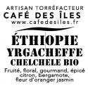 Éthiopie Yrgacheffe Chelchele bio - 250 g - 32€/kg