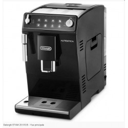 Cafetière automatique avec broyeur intégré