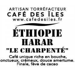 Éthiopie Harar - 250 g - 30€/kg