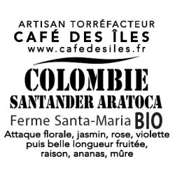 Colombie Chiva 250 g